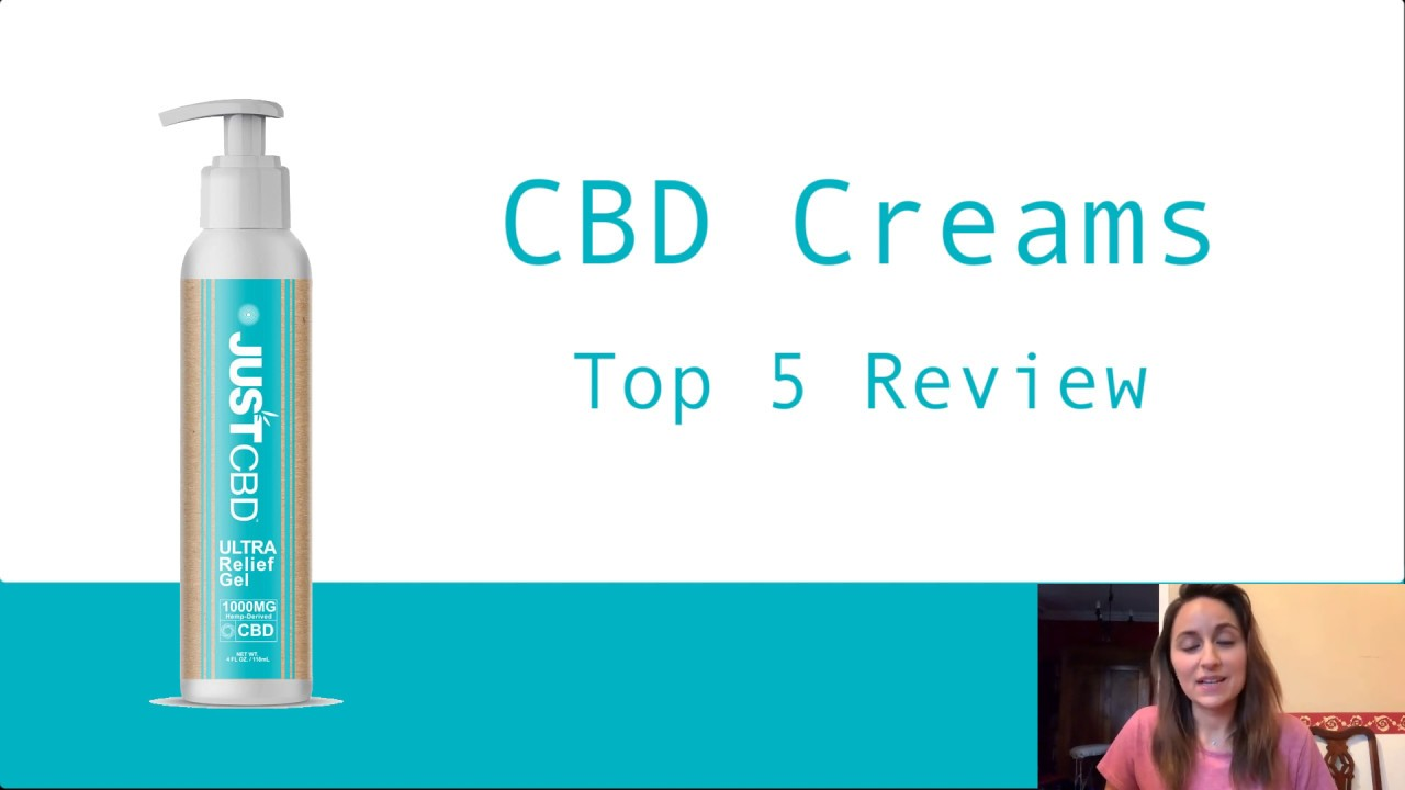 Download Best 5 CBD Creams - Eliminate Pain With The Top 5 CBD Creams NOW!