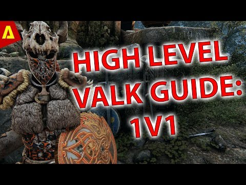 High Level Valkyrie Guide Part 1: 1v1