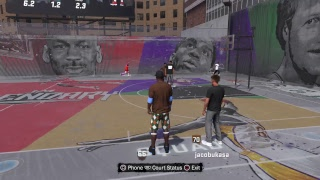 66 Overall PURE STRETCH IS A GOD,  PLAYING FOR FUN WAITING FOR TOMORROW NBA 2K19 TO COME, NBA2K18