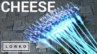 StarCraft 2: CHEESE vs CHEESE!