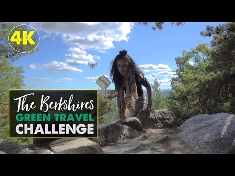 FARM-TO-TABLE FOOD & ECO-FRIENDLY FUN IN THE BERKSHIRES, MA | 4K Travel Guide