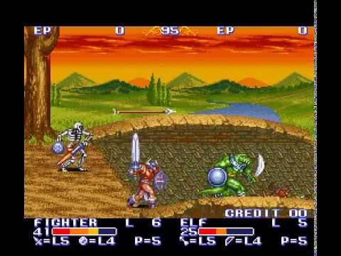 SNES Longplay [035] King of Dragons