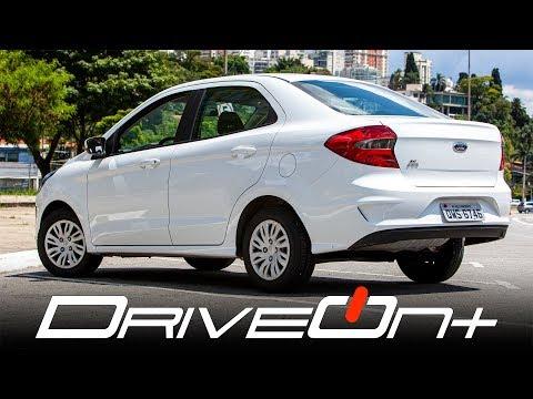 Ford Ka Sedan SE 1.0 - DriveOnCars (Avaliação)