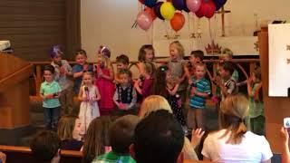 Preschool Song #1