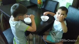 Как приготовить йогурт в хлебопечке Midea / семья Пермяковых
