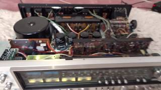 JAPANESE VINTAGE SANSUI QRX-9001 FULLY RESTORED TO BEST PERFORMANCE