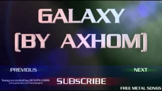 Royalty Free Metal - Galaxy (by Axhom) instrumental version - Download link in description