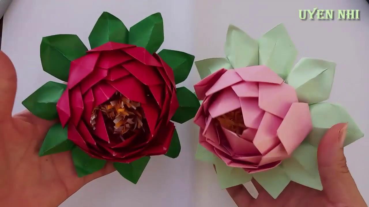 Lotus Flower Paper Lantern | Paper lotus, Paper lanterns, Chinese ... | 720x1280