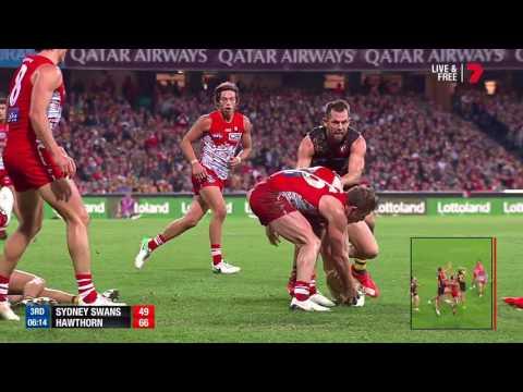 Round 10 AFL - Sydney v Hawthorn Highlights