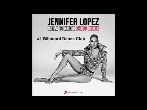 Jennifer Lopez  - Baila Conmigo - Official [CHICO Mainstream Mix]