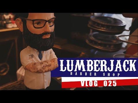 Lumberjack Barber Shop // Tallinn // vlog_024