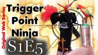"Trigger Point Ninja (TM) Season 1, Episode 5 ""Pterygoid Ptrouble"""