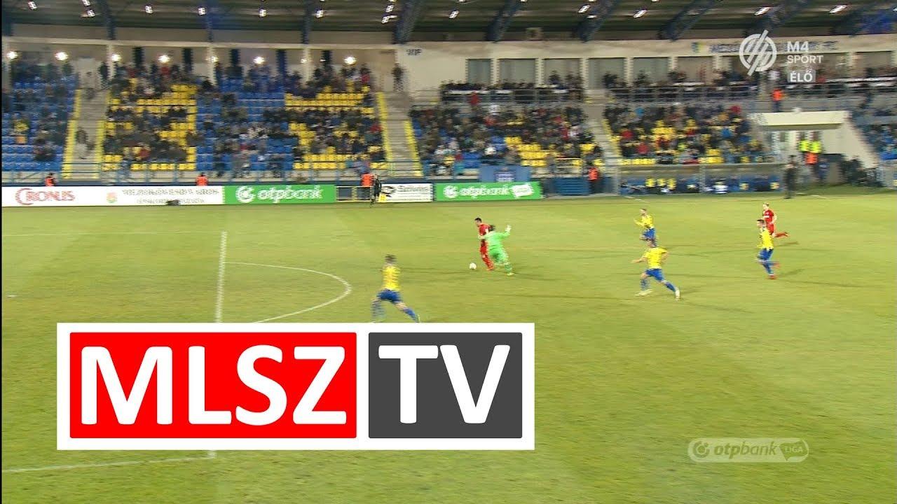 Mezőkövesd Zsóry FC - DVTK | 0-0 | OTP Bank Liga | 18. forduló | MLSZTV