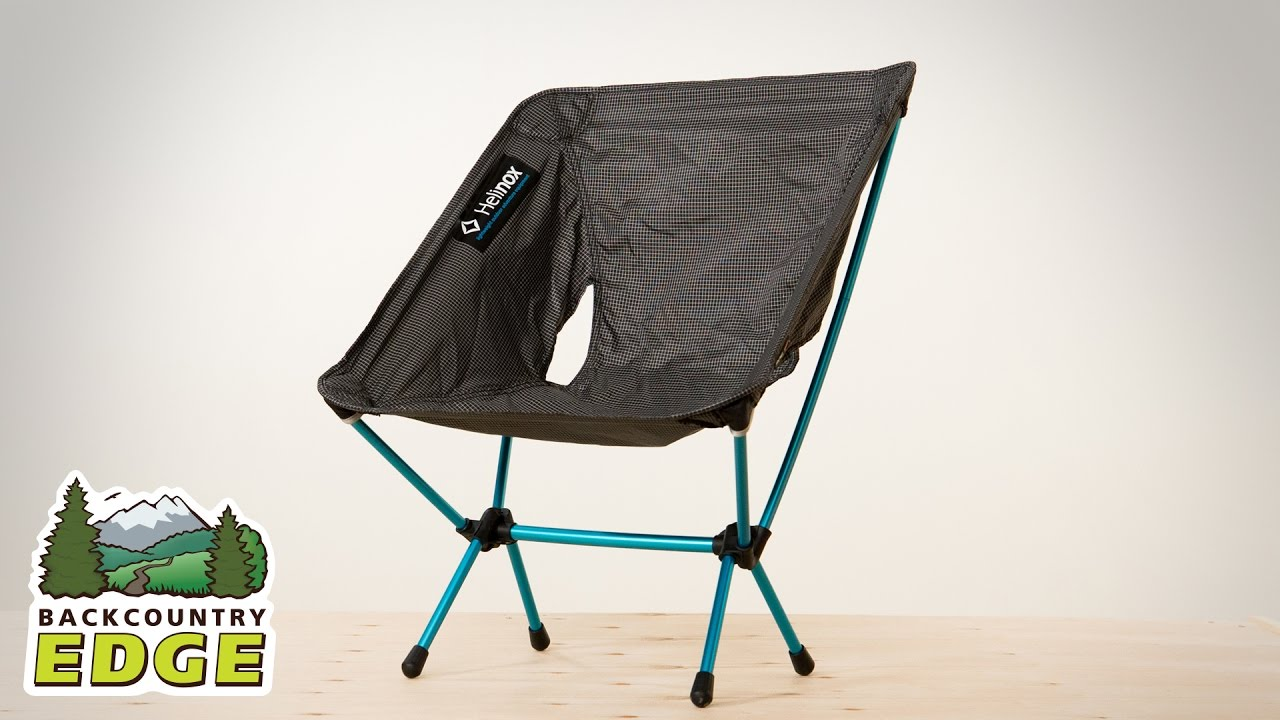 Helinox Camping Silla Chair Zero