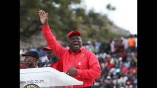Tsvangirai achaitungamira ega Zimbabwe- MDC song