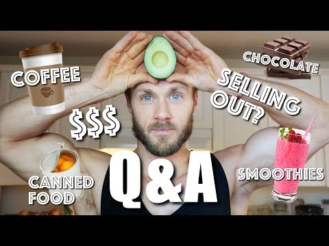 Vegan Nutritionist Q & A + Quick Announcement