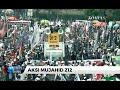 Kondisi Terkini Aksi Mujahid 212 di Monas