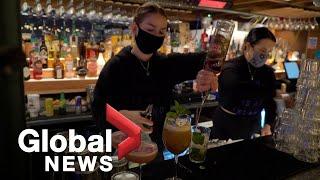 Coronavirus: British bars, pubs adapt to new COVID-19 rules