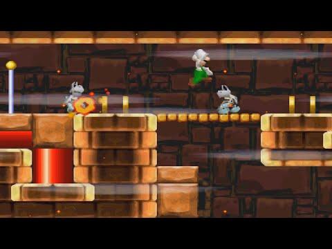 [Trailer #26] New Super Mario Bros. 3 [4-AIRSHIP in Version 4.0]