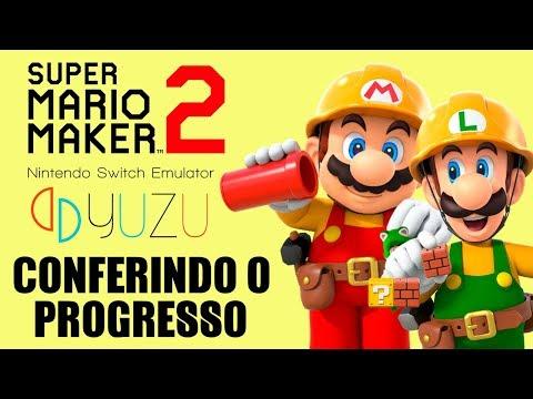 Mario Maker Shader Cache