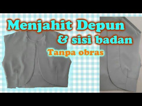 Download Menjahit Depun/Lapisan