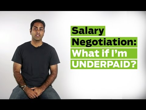 How to Negotiate Your Salary If You're Underpaid, with Ramit Sethi