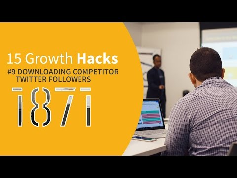 Twitter Business Hacks – Gaining Your First 20k Followers (Day 1)