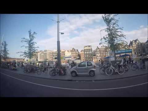 Amsterdam & Luxembourg 2016
