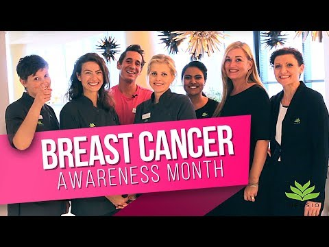 Breast Cancer Awareness Month | Message from Infusio Frankfurt