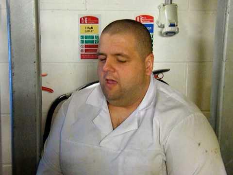 Birmingham jail stir crazy