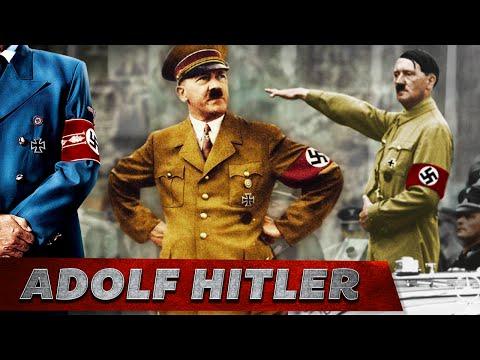 ADOLF HITLER / HISTÓRIA