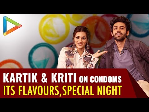 HILARIOUS: Kartik Aaryan and Kriti Sanon EXPLAIN the Meaning of PROTECTION & SPECIAL NIGHT Mp3