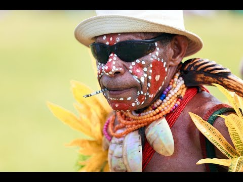 Dubobari. Papua New Guinea.