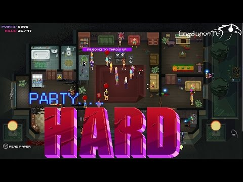 Party Hard: Seeking Silence