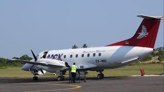 LAM Linhas Aéreas de Moçambique Embraer EMB120