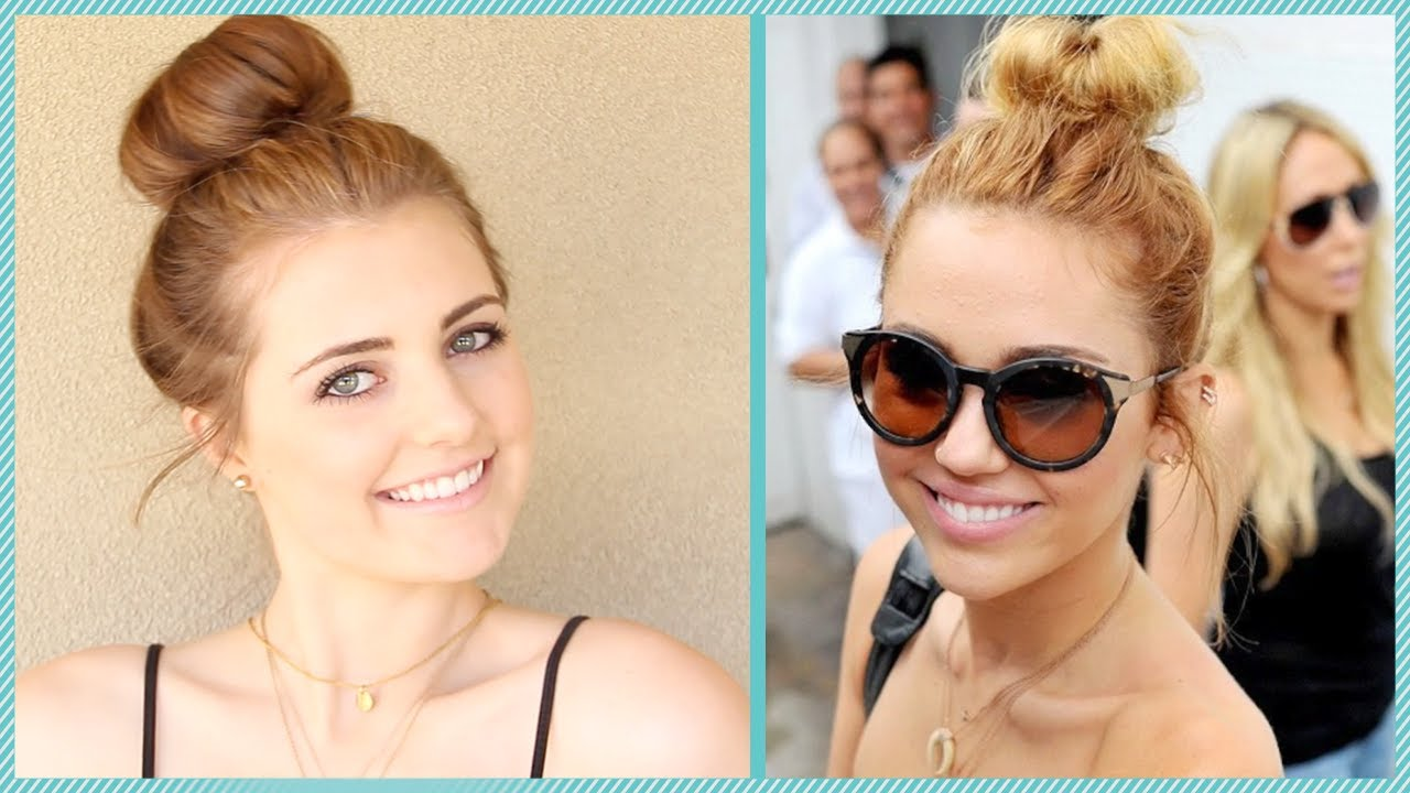 hautebrilliance u0027s miley cyrus inspired hair and makeup tutorial