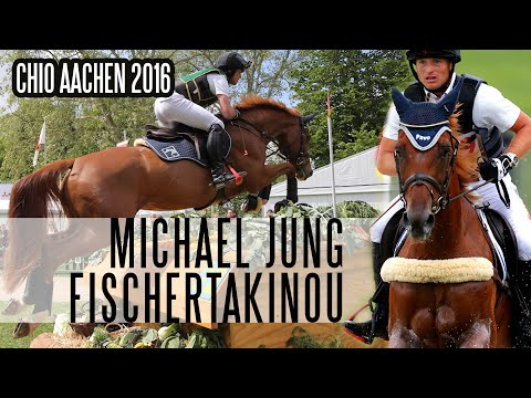 Michael Jung | Fischertakinou | DHL Preis | CHIO Aachen | 2016