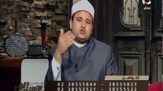 المسلمون يتساءلون- موقف السيدة خديجة مع سيدنا محمد صلي الله عليه وسلم بعد نزول الوحى عليه