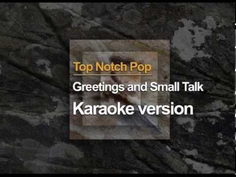 Top Notch TV 2 Unit 1 Song Karaoke
