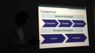 Product vs. Market Oriented Approach