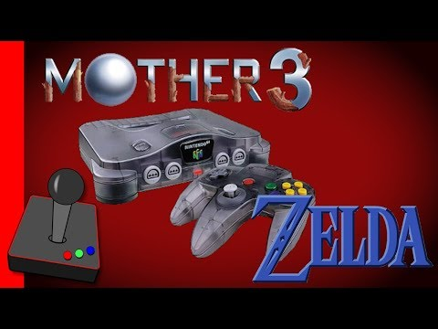 Will The N64 Classic Have Unreleased Games? Ura Zelda? EarthBound 64?