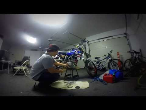 How To: Install A Dirt Bike Clutch 11-19-15