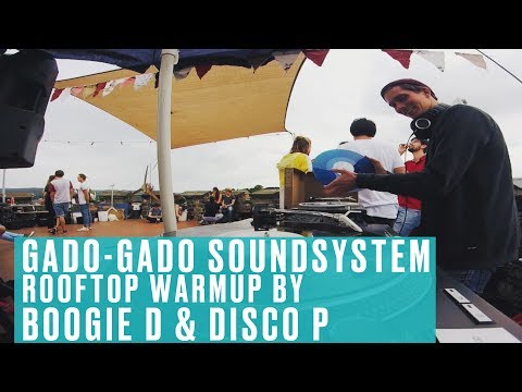 Gado-Gado Rooftop Party Warmup | Boogie D & Disco P