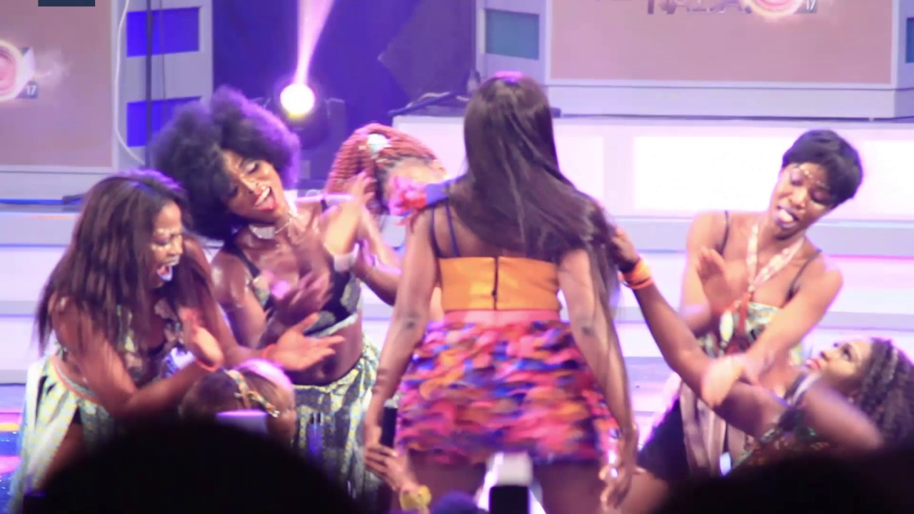 Tiwa Savage Performance @ Ghana Meets Naija 2017