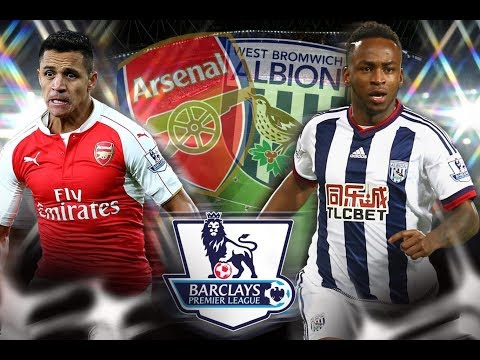 ARSENAL VS WEST BROM LIVE REACTION!