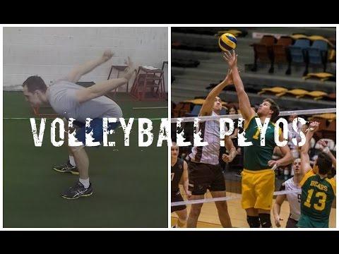 Volleyball Vertical Plyometrics | Reid's Workouts