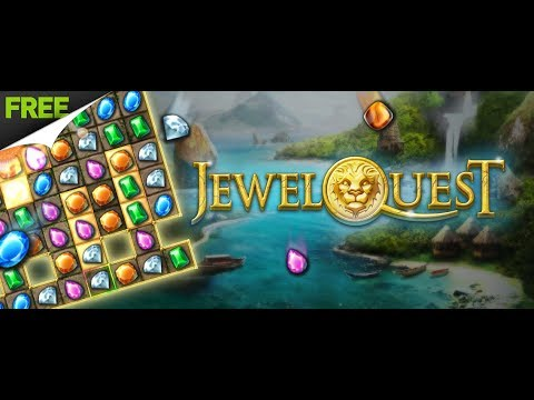 Jewel Quest | Match 3 Game | Gameplay