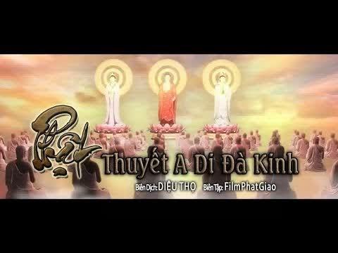 PHẬT THUYẾT A DI ĐÀ KINH _ Phiên Bản 3D – 2014, Phim Hoạt hình Phật Giáo, Pháp Âm HD