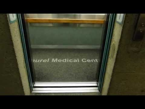 Eltec Traction Elevator at 888 W 8th Ave. (Laurel Medical Centre) in Vancouver BC