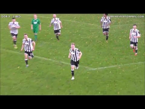 Dorchester Town FC v Bedworth United FC | 07/11/15 | Goals